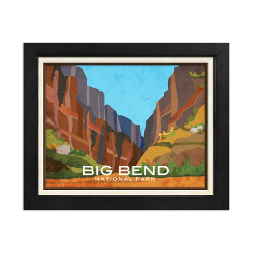 Big Bend National Park Print