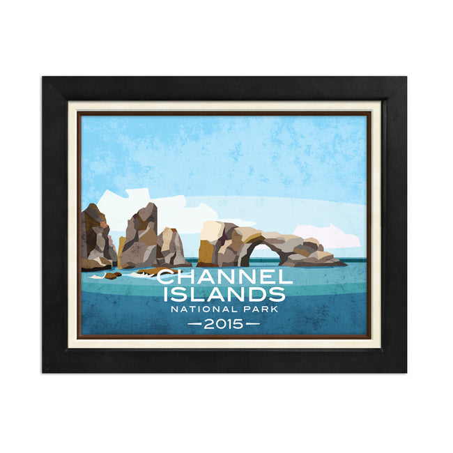 Channel Islands National Park Print