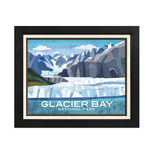 Glacier Bay National Park Print