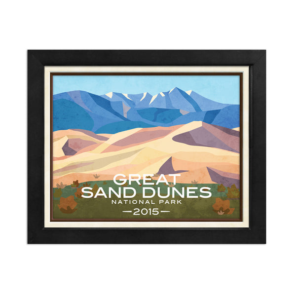 Great Sand Dunes National Park Print