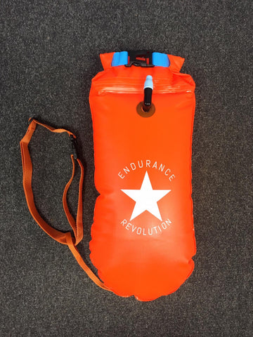 Open Water High Visibility Swim Float Dry Bag