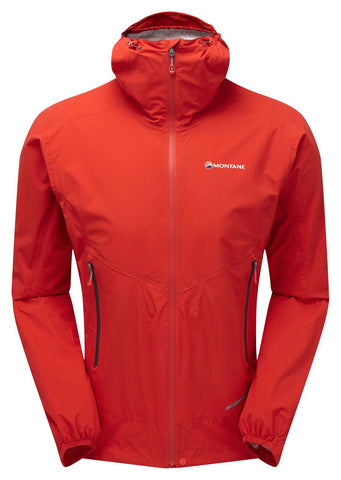 Montane Minimus Stretch Ultra Jacket Mens Flag Red