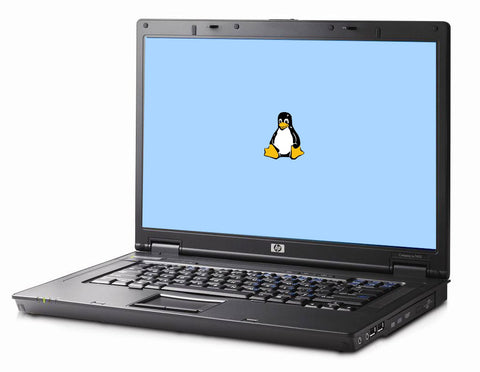 "HP Compaq NX7400 15.4"" (1.66GHz Core Duo, 2GB, 80GB HDD) Linux"