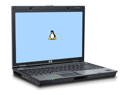 "HP Compaq 6910P 14.1"" (2.2GHz Core 2 Duo, 2GB, 160GB HDD) Linux"