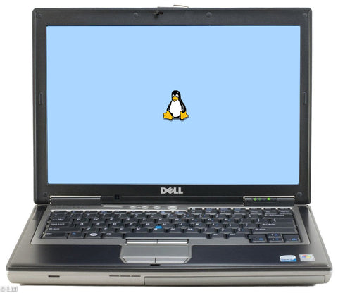 "Dell Latitude D620 14.1"" (1.83GHz Core Duo, 2GB, 160GB HDD) Linux"