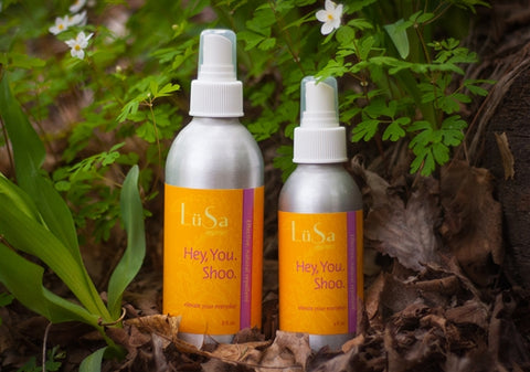 LuSa Organics Hey, You. Shoo. Bug Spray