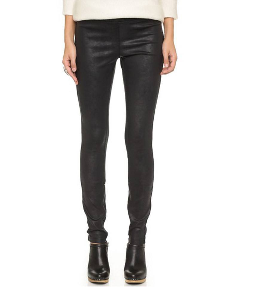 Mossheart Zip Skinny  Pants, Free People,- Pink Arrows Boutique