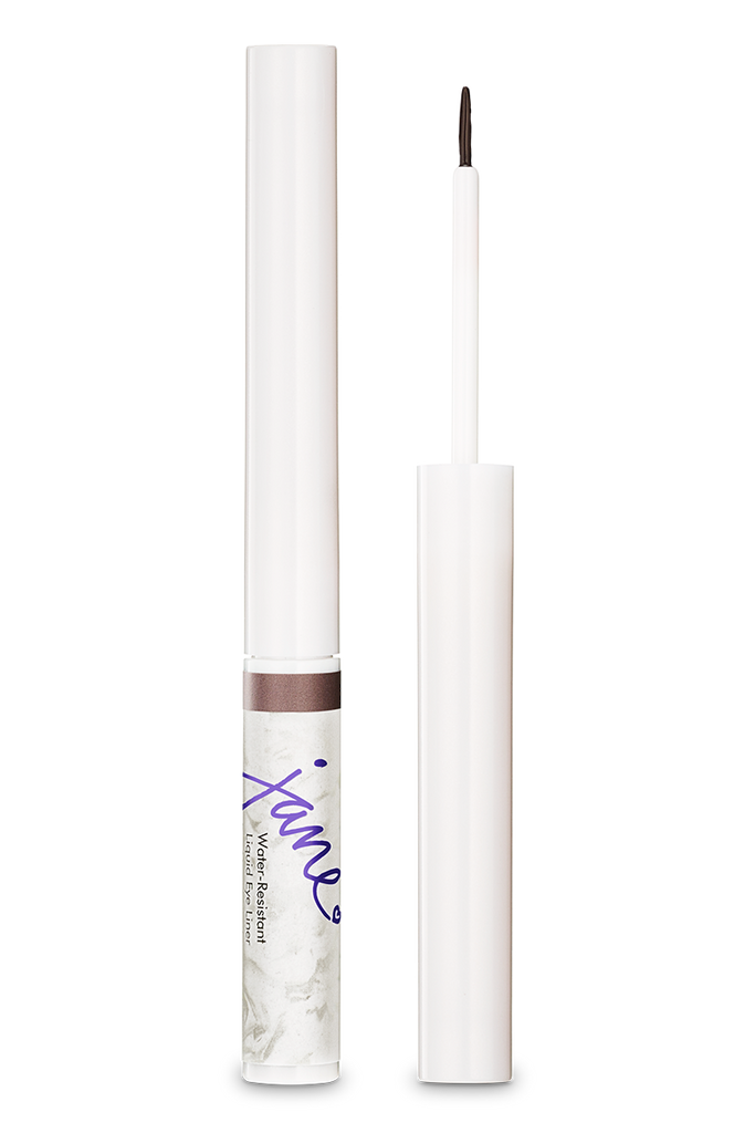 Water Resistant Liquid Eye Liner - Dark Brown