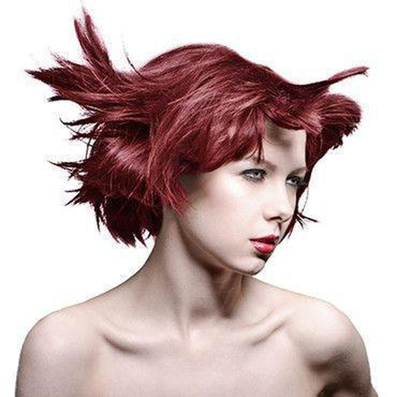 Amplified Semi-Permanent Hair Colour - Vampire Red