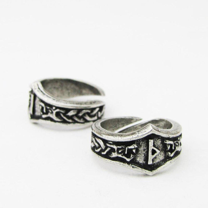 Asgard Thuriaz TH Rune Ring - Adjustable
