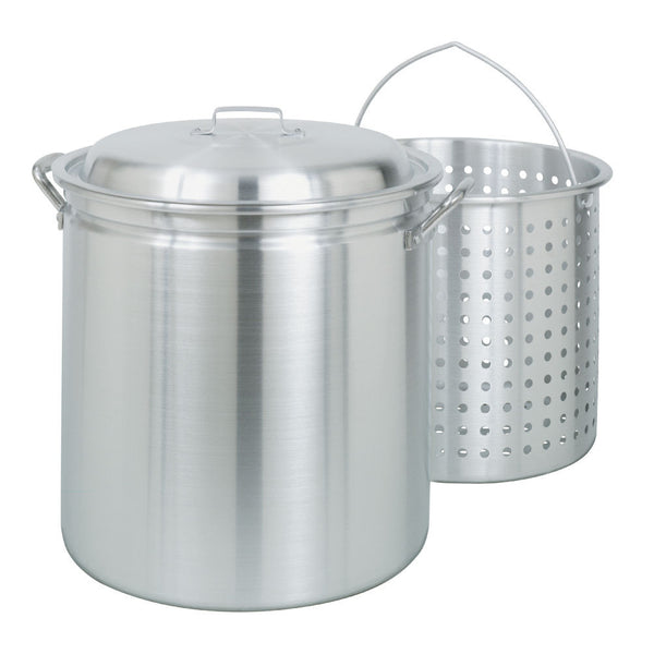 Bayou Classic 60 Quart Aluminum Stock Pot