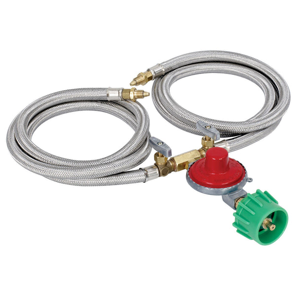 Bayou Classic Double Hose Regulator Kit