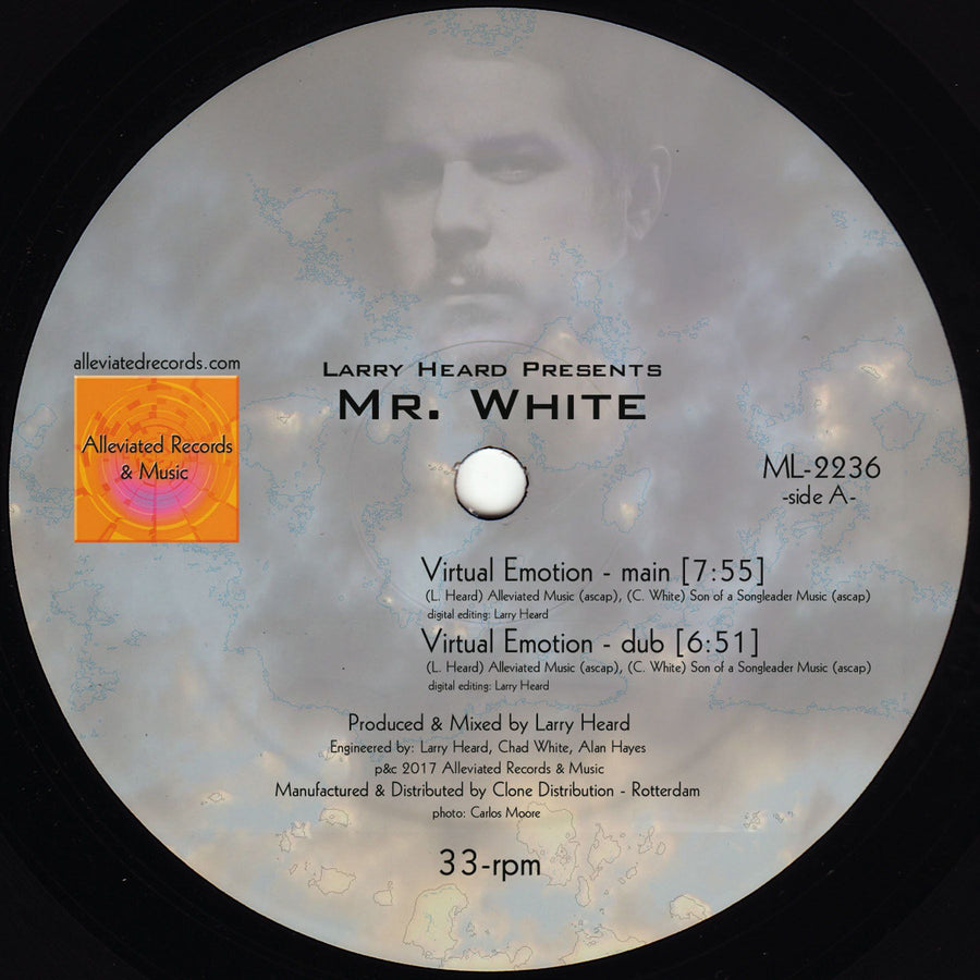 Larry Heard presents: Mr. White Virtual Emotion / Supernova