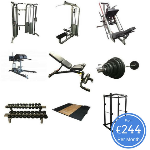 Ultimate Strength Facility Pack