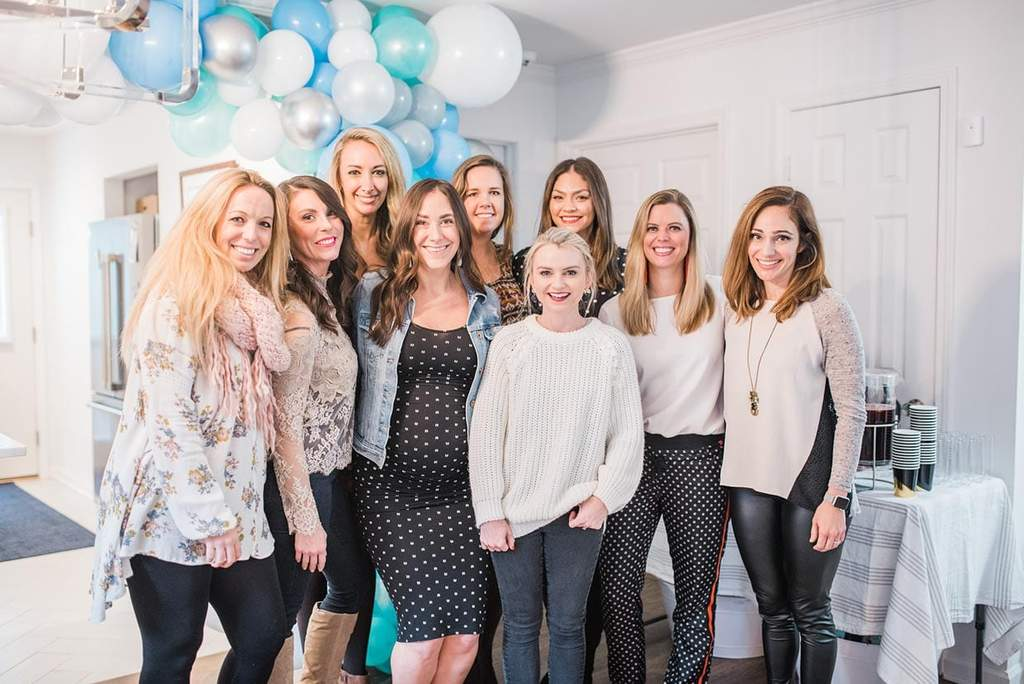 Cathy Peshek Shares Her Five Tips For An At-Home Baby Shower