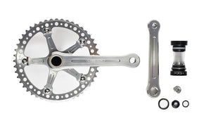 CORVETTE INTEGRATED SINGLE SPEED CRANKSET