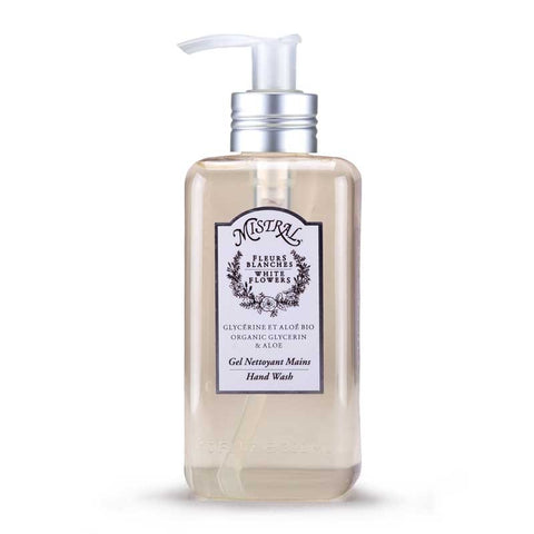 Mistral Signature Series White Flowers Hand Wash