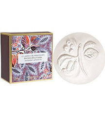 Fragonard Le Jardin Encens and Feve Tonka Sculpted Soap