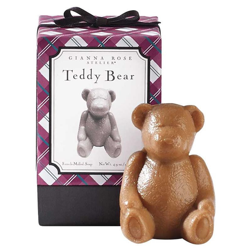 Gianna Rose Darling Teddy Bear Soap