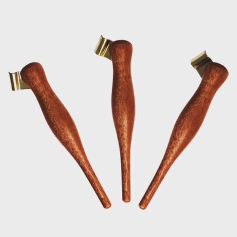 Carrot Wooden Oblique Holder