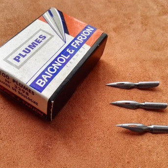 Baignol and Farjon No. 3298 Vintage Nibs