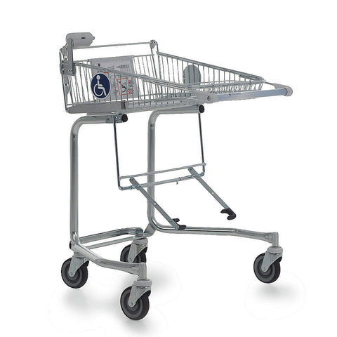 90 Litre Wanzl Wheelchair Shopper - Refurbished