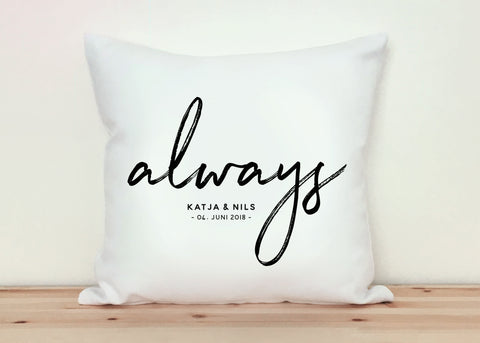 Partnerkissen | Always