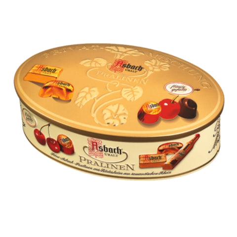Asbach Liquor Filled Chocolate Pralines Variety - Chocolate & More Delights