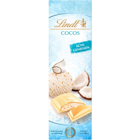 Lindt Cocos - Chocolate & More Delights