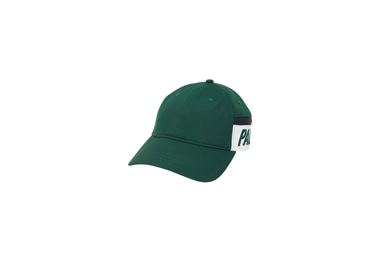 POCKET SHELL 6-PANEL GREEN