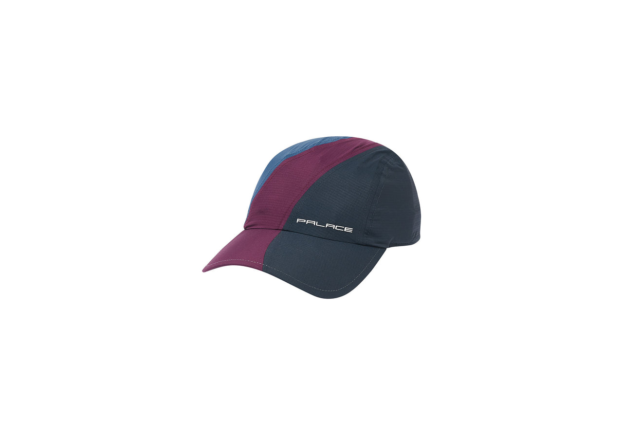 WAVE SHELL RUNNER GREY / PLUM / NAVY