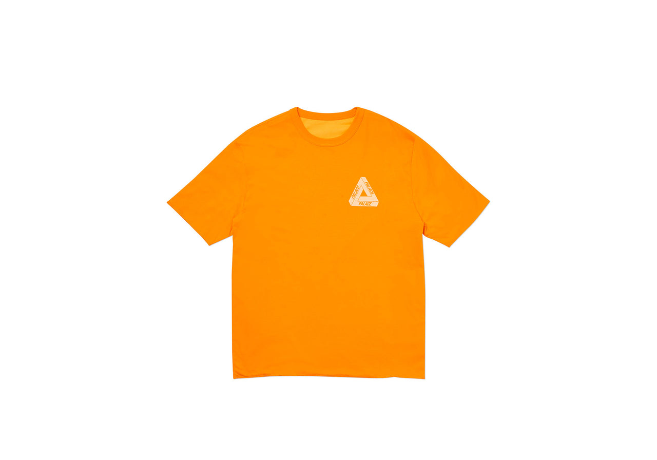 REVERSO T-SHIRT ORANGE / TANGERINE