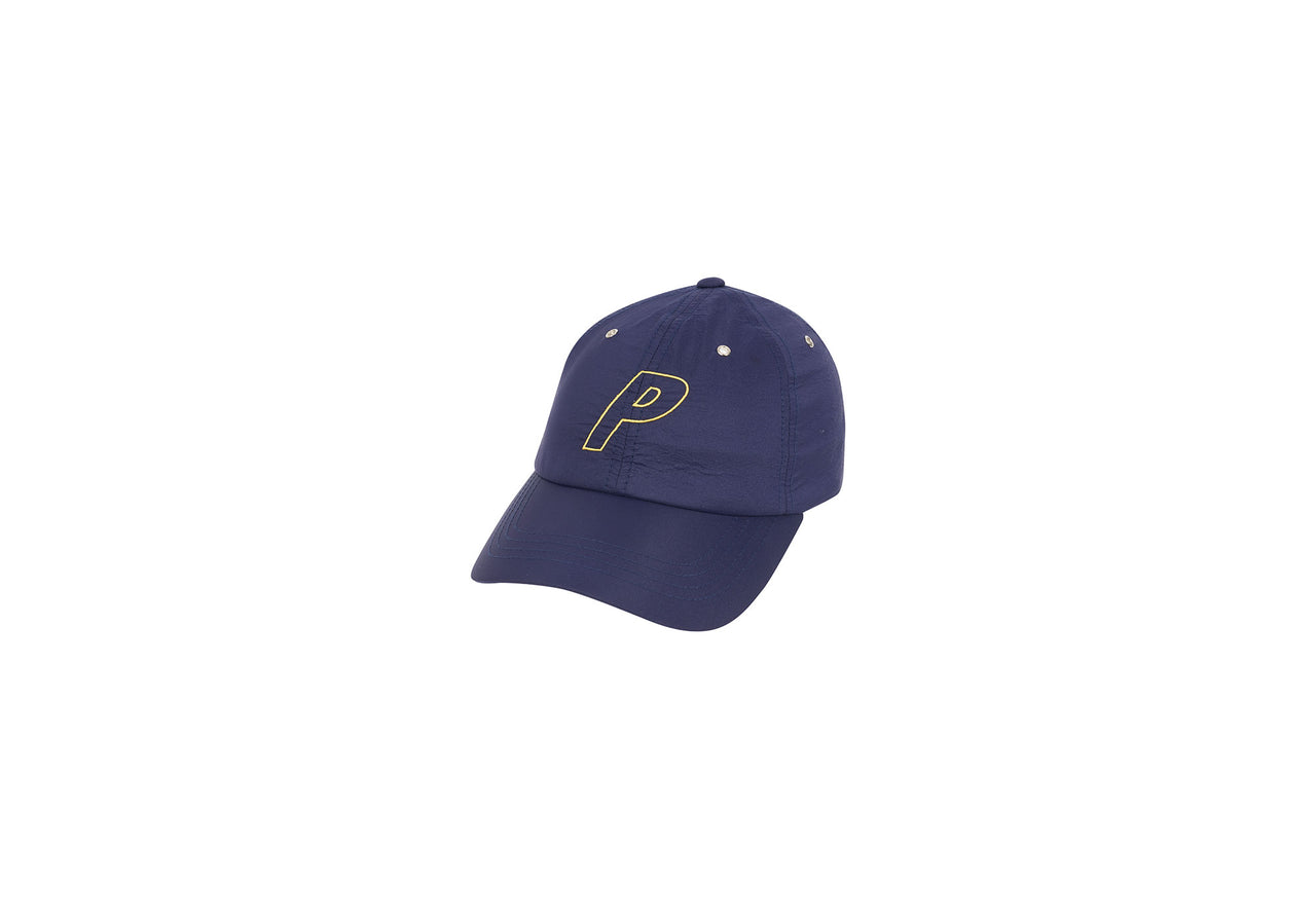 STRETCH YOUR P SHELL 6-PANEL NAVY