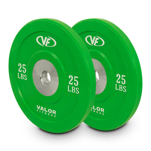 Valor Fitness Competition Bumper Plates