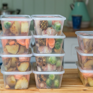 March Healthy Bytes: How to Meal Prep