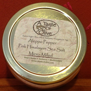 Aleppo Pepper Himalayan Pink Fusion Micro-Milled | A Taste of Olive - A Taste of Olive - 1