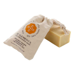 St Clement's Cold Processed Soap 85g