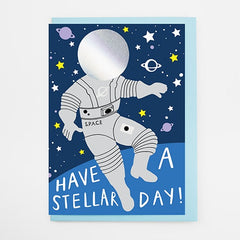 Have A Stellar Day Card