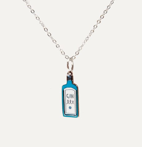 Gin Necklace by Katy Welsh