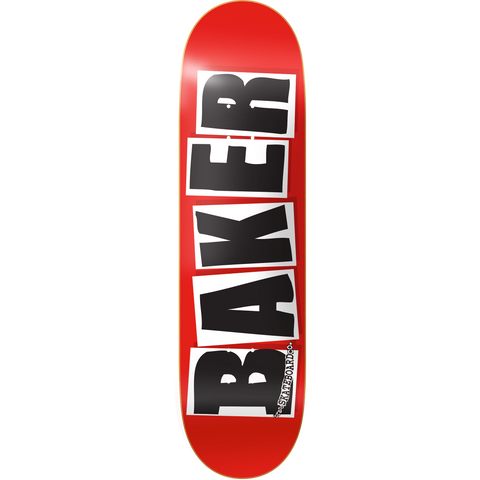 Brand Logo Deck - Black (Multiple Sizes)