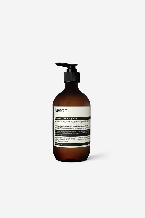 Aesop - Geranium Leaf Body Balm - Grooming - Body Grooming - Body Lotion - Modern Anthology-