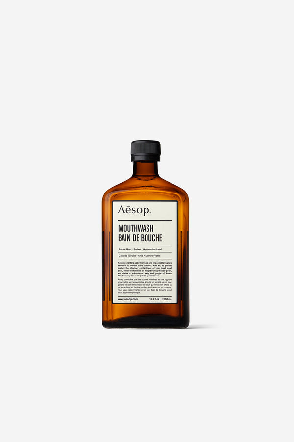 Aesop - Mouthwash - Grooming - Face Grooming - Mouthwash - Modern Anthology-