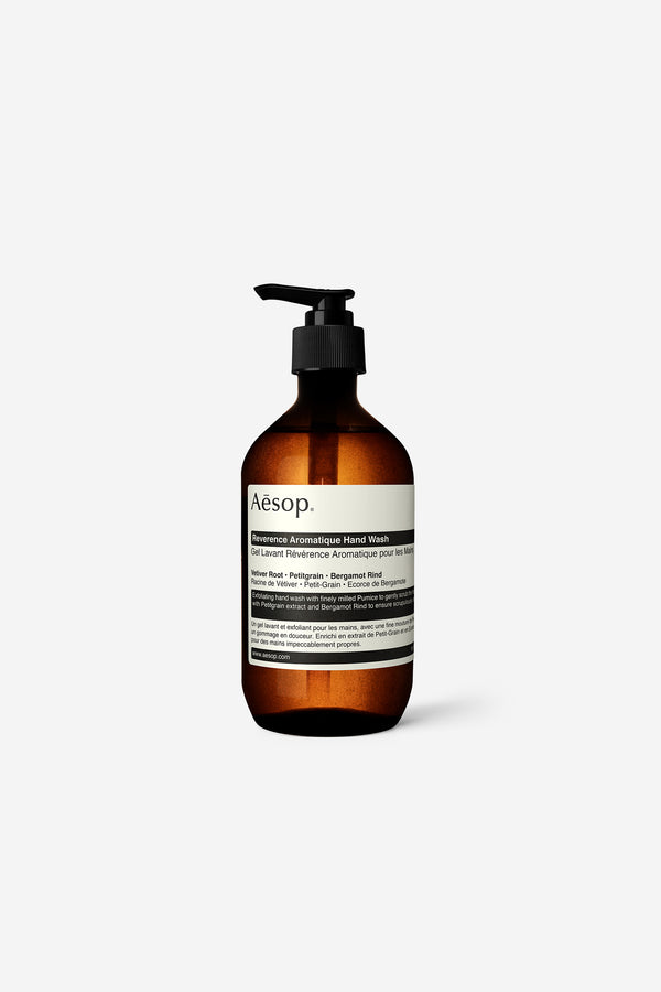 Aesop - Reverence Exfoliating Hand Wash - Grooming - Body Grooming - Hand Soap - Modern Anthology-
