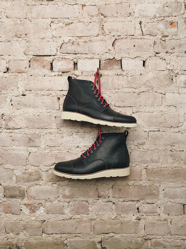 Helm - Helm Boots Lou Black D - Clothing - Footwear - Boot - Modern Anthology-