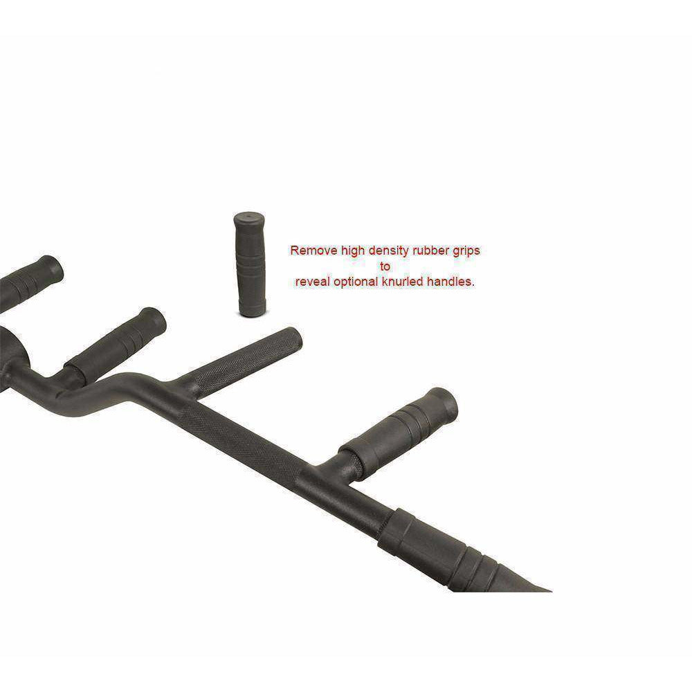 MB-42 Valor Fitness Multi-Grip Machine Bar - Fitness Gear