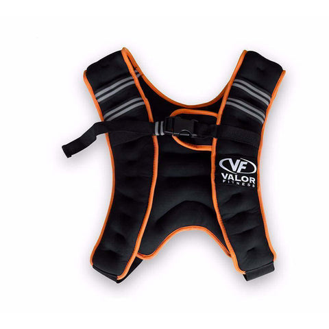 Image of Valor Fitness EH-18 18lb Weight Vest - Fitness Gear