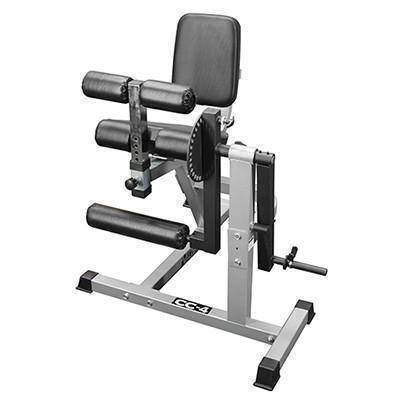 Valor Fitness CC-4  Leg Curl / Extension Machine - Fitness Gear