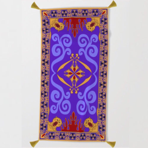 Enchanted Carpet Towel