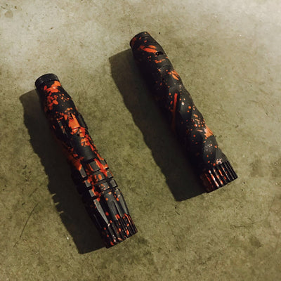 COMP LYFE - BLOOD SPLATTER CUSTOM SETUP MODS - THE VAPE SITE