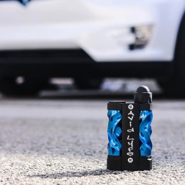 AVID LYFE - MECHANICAL BOX MOD - LIMITED EDITION - THE VAPE SITE